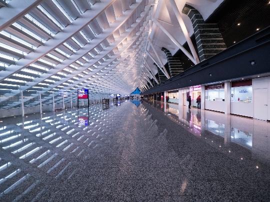 Taiwanin lentokentät
