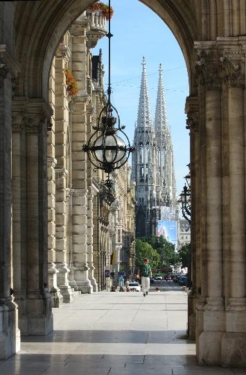Улици на Виена