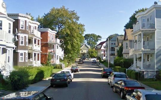 شوارع بوسطن
