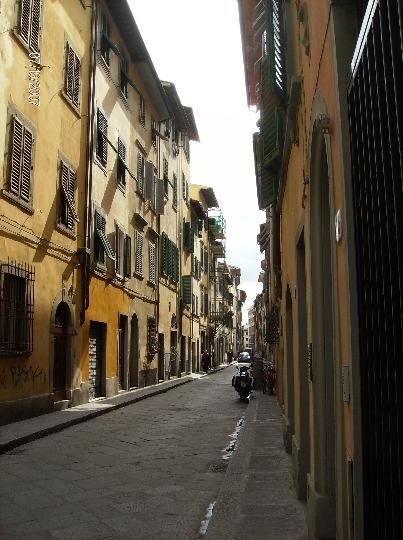 Firenzen kadut
