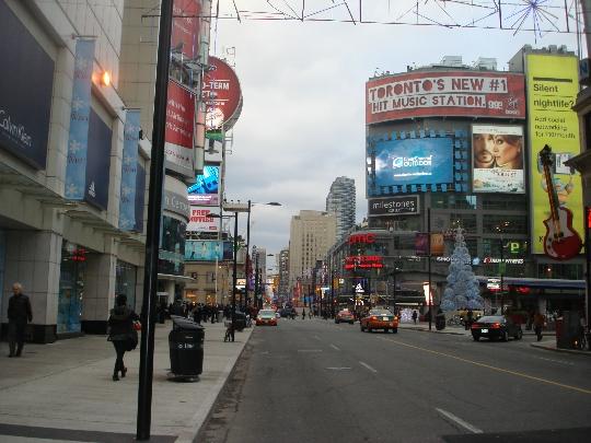 Toronto straten
