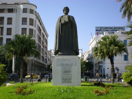 Столица на Тунис