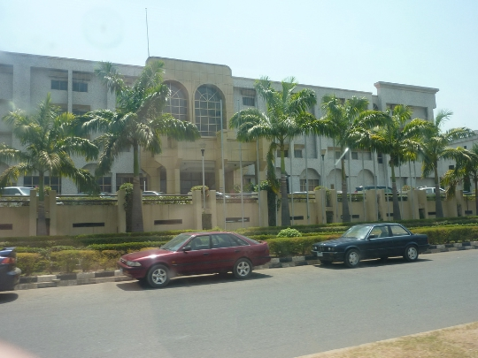 Abuja - Nigerian pääkaupunki