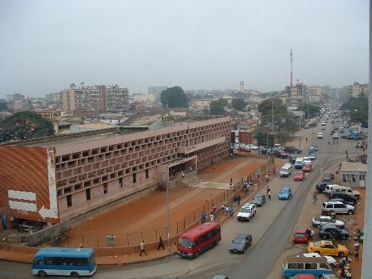 Luanda - de hoofdstad van Angola