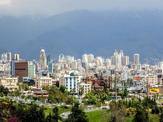Техеран - столицата на Иран