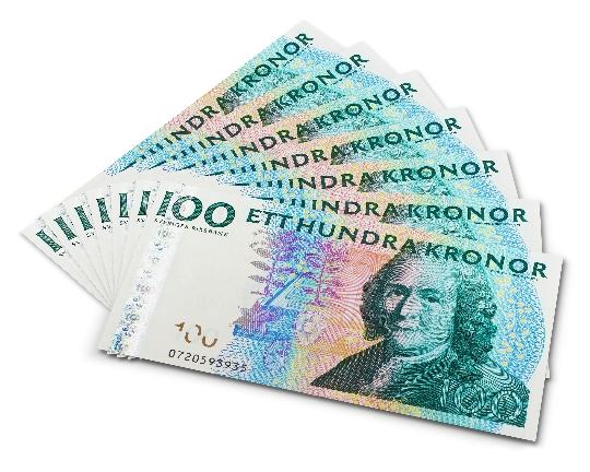 Valuta in Zweden