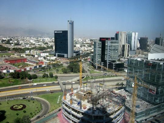 Lima - Perun pääkaupunki