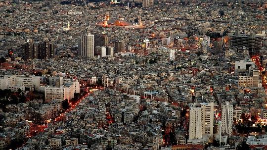 دمشق - عاصمة سوريا