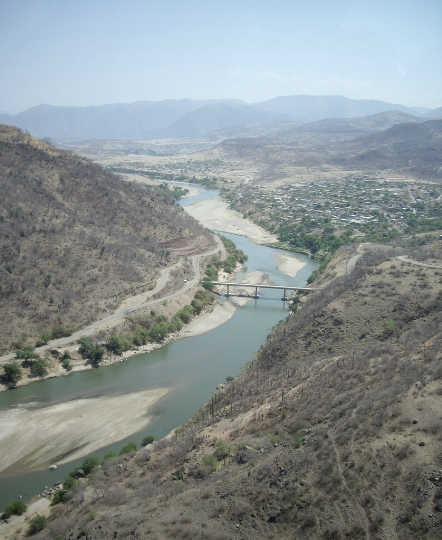 Mexico Rivers