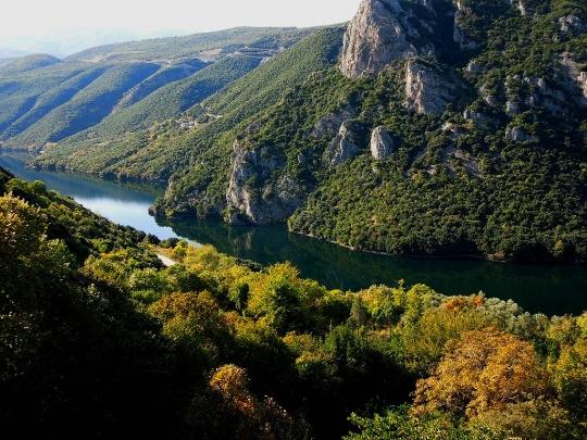 Griekenland rivieren