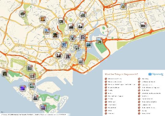 مناطق سنغافورة