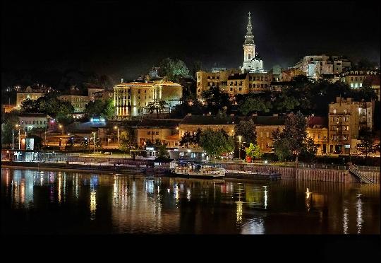 Belgrado districten