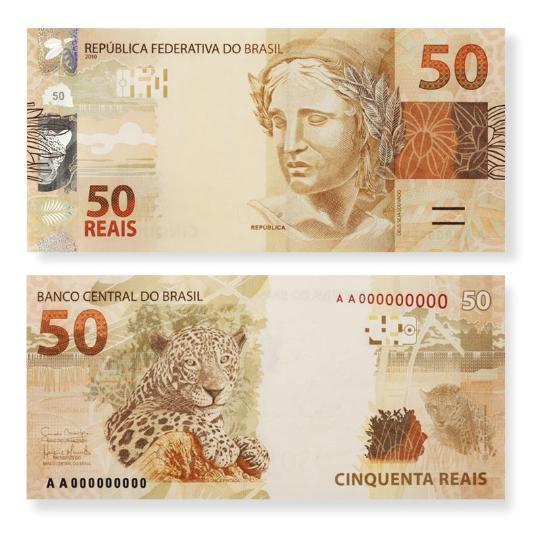 Valuta in Brazilië