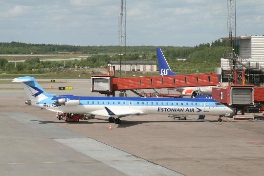 Viron lentokentät