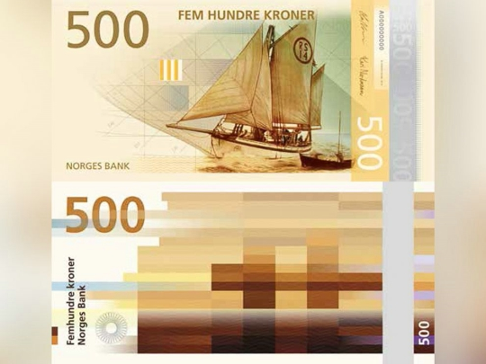 Valuta in Noorwegen