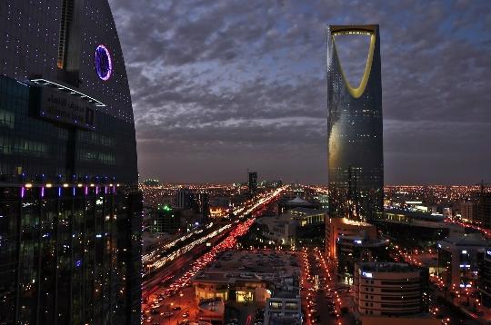 Riad - Saudi-Arabian pääkaupunki