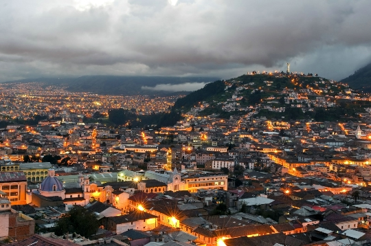 Кито - столица на Еквадор