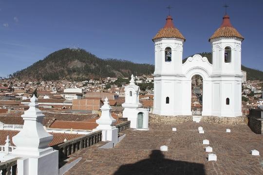 Sucre on Bolivian pääkaupunki