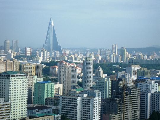 Пхенян - столица на Северна Корея