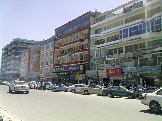 Kabul - Afganistanin pääkaupunki