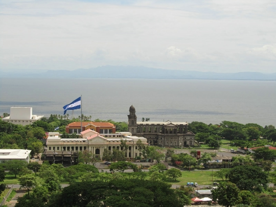 Managua - Nicaraguan pääkaupunki