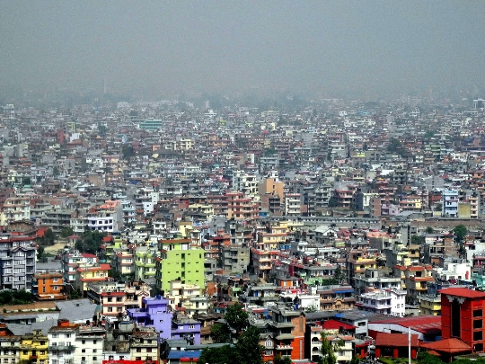 Катманду - столицата на Непал