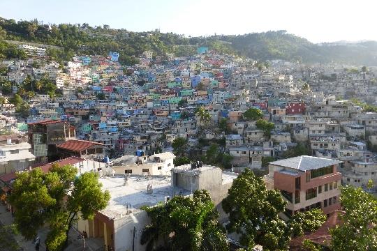 Port-au-Prince - Haitin pääkaupunki