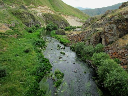 Rivieren van Armenië