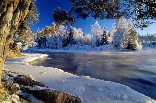 Реки Швеция