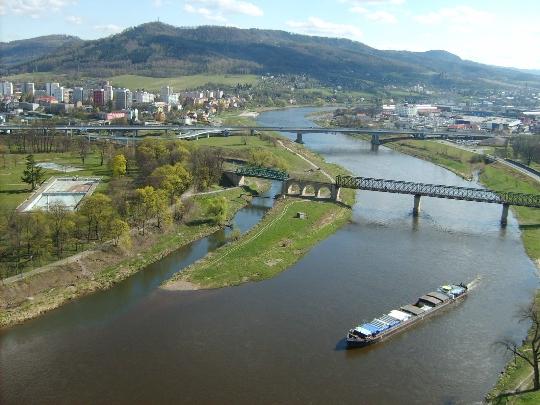 Tsjechische rivieren