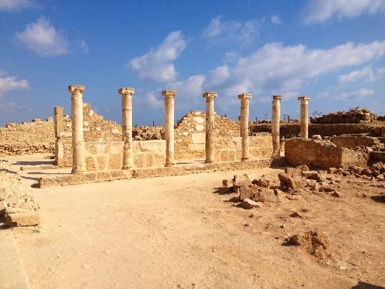 Paphos-gebieden