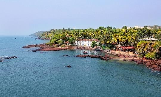 Goa-gebieden