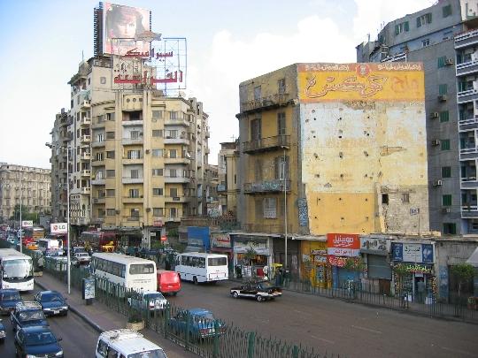Kairon alueet