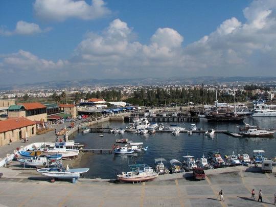 Области на Пафос