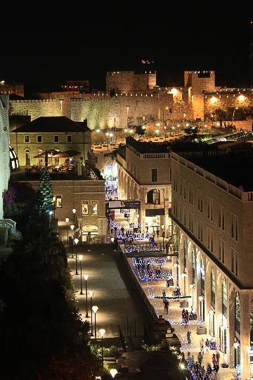 مناطق القدس