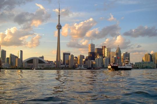Wijken in Toronto