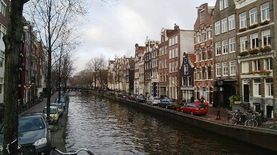 Amsterdamin kadut