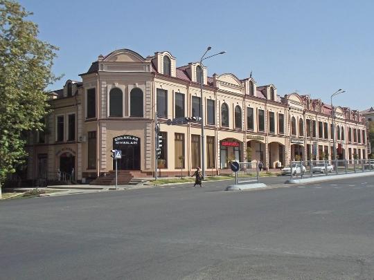 شوارع سمرقند