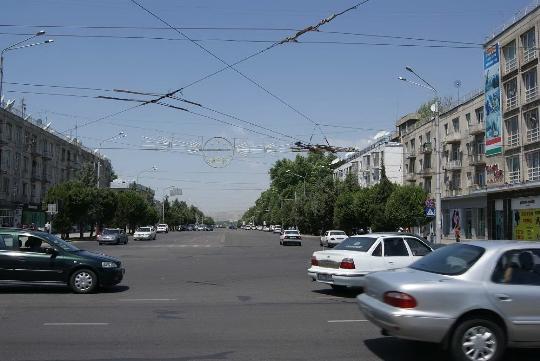 Straten van Doesjanbe