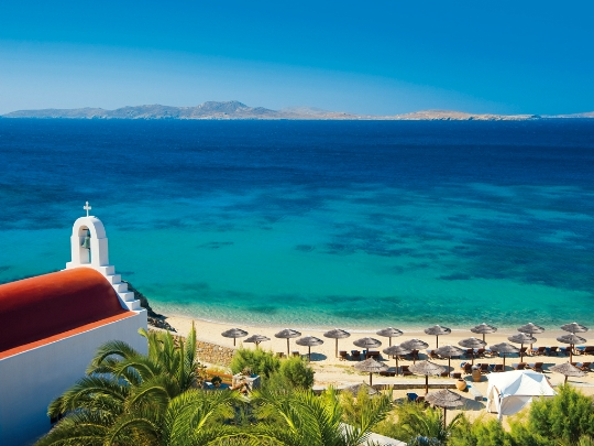 Vacances en Grèce en juillet