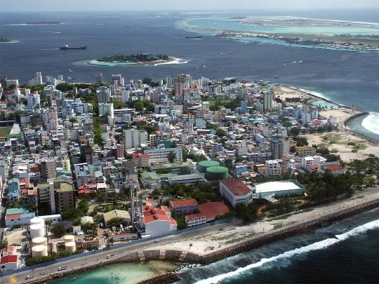 العاصمة المالديف الخريطة الصورة ما هي العاصمة في جزر المالديف