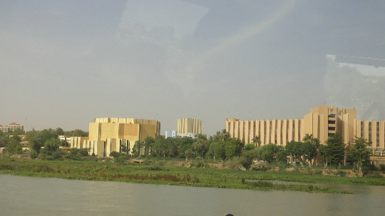 Niamey - Nigerin pääkaupunki
