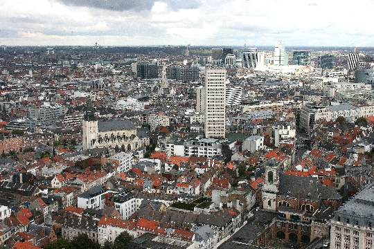 Brusselse gebieden