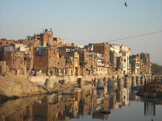 Delhi districten