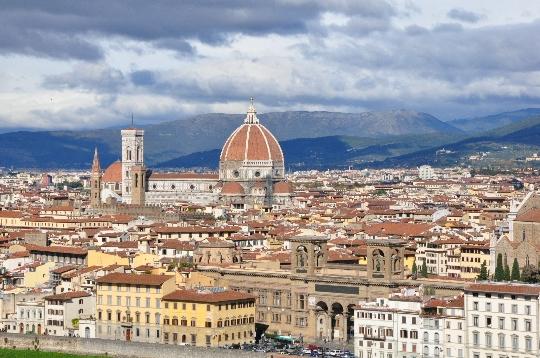 Области на Флоренция