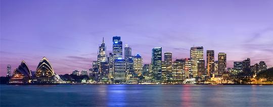Sydneyn kaupunginosat