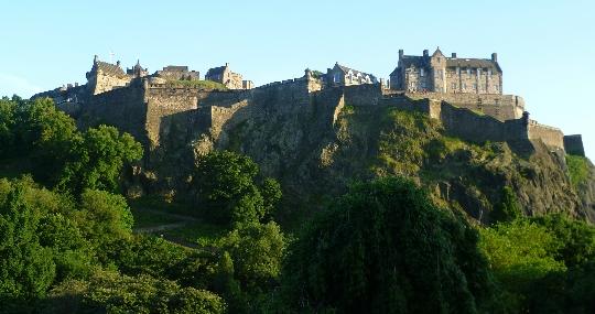 Wijken in Edinburgh