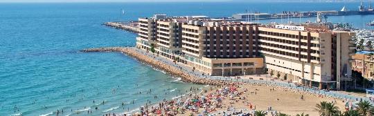 Gebieden van Alicante