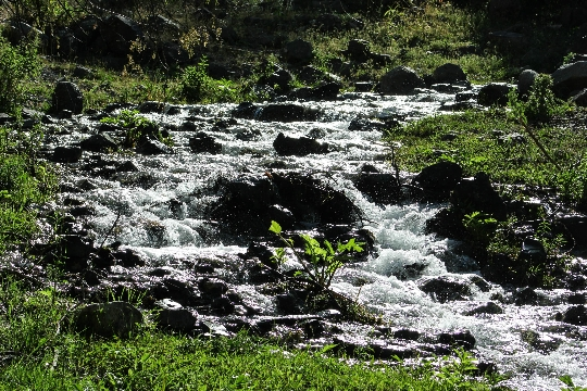 Rivieren van Tadzjikistan