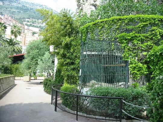 Монако зоопарк